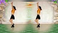 专属天使广场舞《DJ女人不是妖》原创附分解动作口令分解动作教学演示