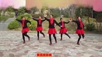 云紫燕广场舞《雪山姑娘》动感水兵舞  含教学原创附教学口令分解动作演示