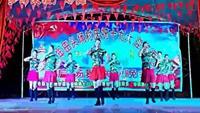 梦幻米粮广场舞《雪山姑娘》编舞:春英正背面演示及慢速口令教学