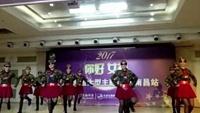 广场舞决赛【雪山姑娘】水兵舞经典正背面演示及口令分解动作教学
