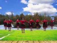 马连庄青青子衿广场舞 美丽的雪山姑娘 表演 完整版演示及口令分解动作教学