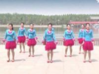 陜西華州小丫俏妮廣場舞 小雞小雞 表演 完整版演示及分解教學演示