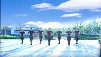 岱山湖广场舞 雪山姑娘 表演 团队版 完整版演示及分解教学演示