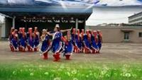 华亭莲花湖舞之韵《雪山姑娘》原创舞蹈