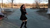 北京山里红·兰兰广场舞【雪山姑娘】单人水兵舞经典正背面演示及口令分解动作教学