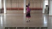 《雪山姑娘》格格编舞 正背面演示及教学正背面口令分解动作教学演示
