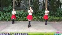 幸福玫瑰广场舞《看我72变》附正背面口令分解教学演示