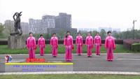 铜陵新桥广场舞 敖包再相会 表演 口令分解动作教学演示