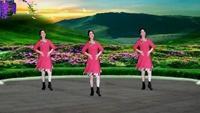 天使广场舞《雪山姑娘》编舞:廖弟正背面演示及慢速口令教学