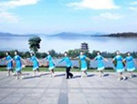 广西廖弟原创健身广场舞 雪山姑娘 正背表演与动作分解 完整版演示及口令分解动作教学