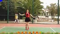 云南文山七乡姐妹广场舞《相思花开一朵朵》编舞:茉正背面口令分解动作教学演示