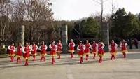 2016年江浦片广场舞排练《多情的山丹》完整版演示及分解教学演示