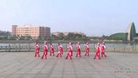 湖南资兴东江迎宾队 雪山姑娘 表演 个人版 完整版演示及口令分解动作教学