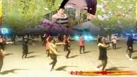 会昌县广场舞《美丽的雪山姑娘》口令分解动作教学演示