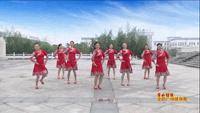 南陵奎湖广场舞 雪山姑娘 表演 正背面演示及慢速口令教学
