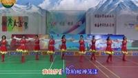 内蒙海韵激情广场舞《雪山姑娘》编舞:廖弟正背面演示及慢速口令教学