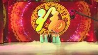邵阳萍礼交谊舞 今天是你的生日 表演 正背面演示及口令分解动作教学和背面演