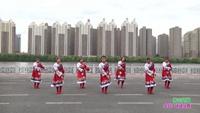 吉林军旅之辉舞蹈队广场舞 雪山姑娘 表演 团队版 完整版演示及口令分解动作教学