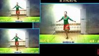 《草原的月亮》编舞:应子 习舞:全民共舞正背面演示及口令分解动作教学和背面演