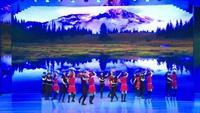 福建凤舞连俱乐部 雪山姑娘 表演 正反面演示及分解动作教学