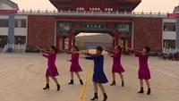 舞之魅健身队《雪山姑娘》口令分解动作教学