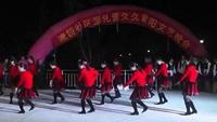 汊河碧桂园广场舞=雪山姑娘正背面演示及慢速口令教学