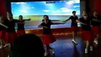 南昌心悦广场舞《雪山姑娘》编舞春英 心悦 团体版完整版演示及口令分解动作教学