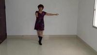 柯荔英舞蹈  《我们的钓鱼岛》原创附正背面教学口令分解动作演示