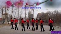 舞动文安广场舞《雪山姑娘》经典正背面演示及口令分解动作教学