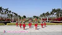 福州仙美广场舞 雪山姑娘 表演 团队版 口令分解动作教学