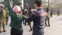 水兵舞第一套 - 马王爷+张穆+冬冬2014年正背面口令分解动作教学演示