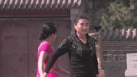 锦州市舞乐双飞艺术团吉特巴团队 雪山姑娘 表演 团队版 口令分解动作教学