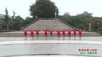 四川绵阳安州区乐兴镇快乐好舞蹈队 美丽的雪山姑娘 表演 团队版 经典正背面演示及口令分解动作教学