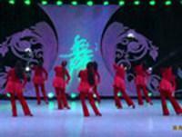 艺莞儿舞蹈 映山红 背面展示附正背面口令分解教学演示