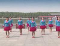 陜西華州小丫俏妮廣場舞 小雞小雞 背面展示 附正背表演口令分解動作分解教學