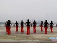 祥云凤舞广场舞 重要的事情说三遍 表演 正反面演示及分解动作教学