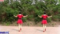 叶久久舞蹈《老妹你真美》原创初级入门16步正背面演示及口令分解动作教学和背面演