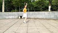 小青廣場舞《享受健康》    編舞:樟樹雪兒經典正背面演示及口令分解動作教學