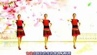 雨后彩虹舞蹈《桃花运》编舞舞清秋习舞雨后彩虹口令分解动作教学演示