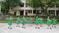 岁月过客舞蹈 《桃花运》正背面演示及慢速口令教学
