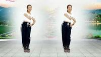 金社舞蹈《桃花运》编舞;舞清秋口令分解动作教学演示