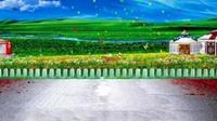 長安水仙花廣場舞星星動態背景《臧家樂》十三正背面演示及口令分解動作教學