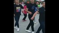 摆腰舞 一晃就老了 16步  男人跳舞就是不一样正反面演示及分解动作教学
