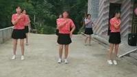 江家冲姐妹舞蹈《桃花运》原创附教学口令分解动作演示