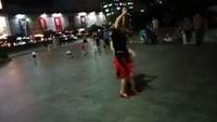 安琪幸子水兵舞2套《桃花运》口令分解动作教学演示