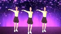 情有独钟舞蹈《映山红》原创32步恰恰附教学附正背面口令分解教学演示