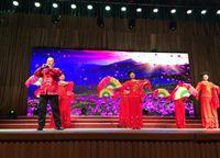 葫芦丝演奏·伴舞《映山红》 葫芦丝演奏:龙谷丽人 口令分解动作教学