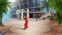 重新錄制,彬縣海棠廣場舞《我的情書》編舞:応子,習 正反面演示及分解動作教學