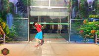 彬縣海棠廣場舞《我的情書》編舞:応子,習舞:海棠 正背面口令分解動作教學演示