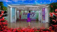 梅湖燕子舞蹈《映山红》编舞:泥巴汉子 正背面口令分解动作教学演示